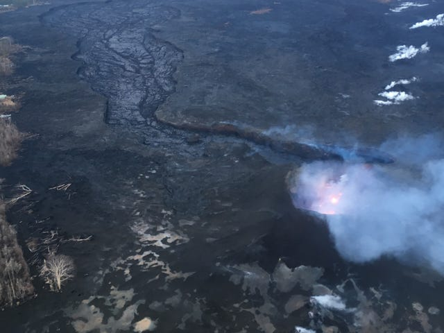 Kilauea's Eruption Is on Pause—For Now