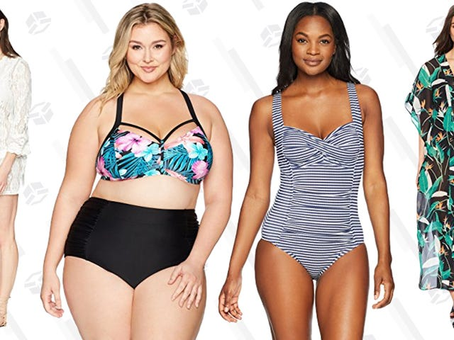 Amazon Perfectly Timed This Swimsuit Sale For The Long Weekend