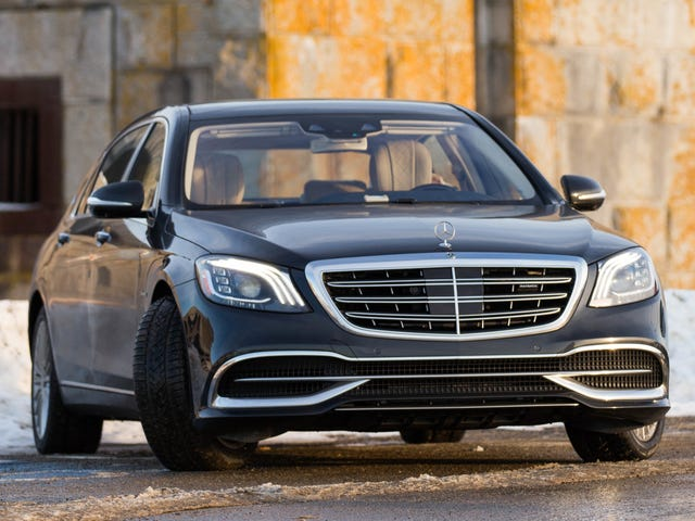 The Mercedes-Maybach Isn't Expensive Enough