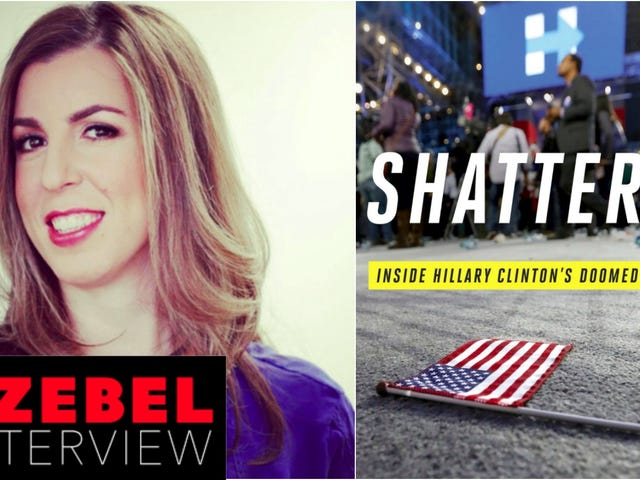 Le co-auteur de <i>Shattered</i> , l&#39;autopsie de la campagne Gutting Clinton, nous explique ce qui s&#39;est mal passé
