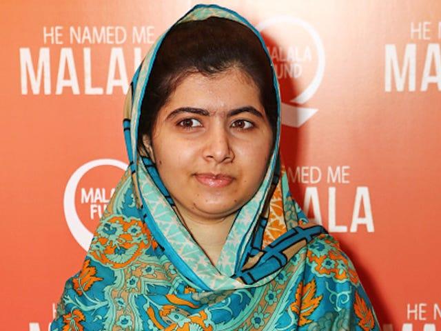 Malala Yousafzai Seeks Funding for Educating Syrian Refugee Children