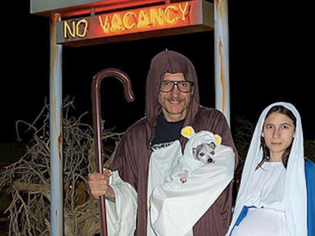 Terry Richardson y el baby shower de su novia fueron muy Terry Richardson