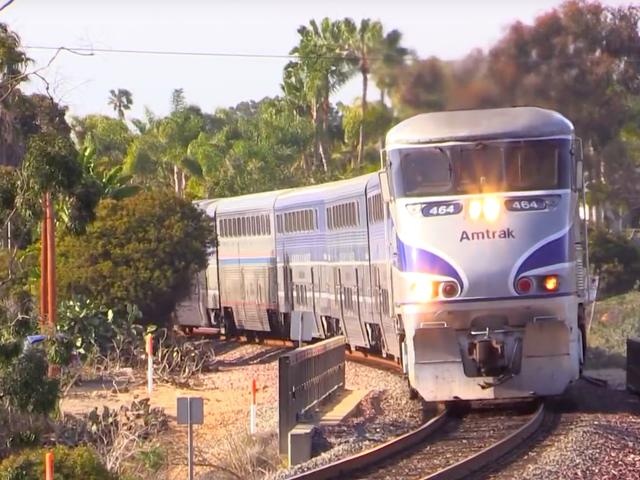 Keretapi Amerika Terlalu Tepat untuk Kereta Api Tinggi