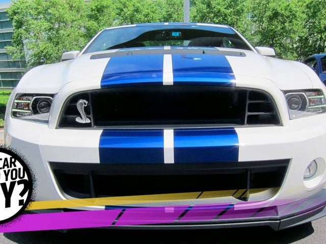 I Just Had Twins So The Shelby Mustang Has To Go! What Car Should I Buy?