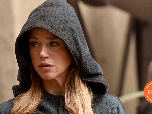 The Orville's season finale goes out without a single bang