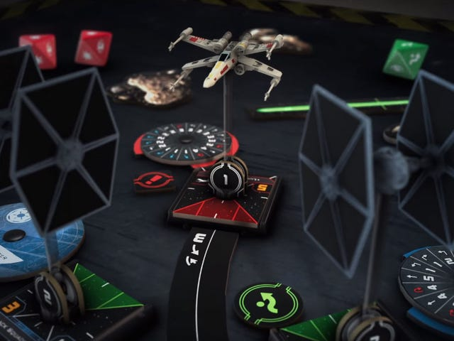 <i>X-Wing</i> Miniatures Game Gets A Reboot