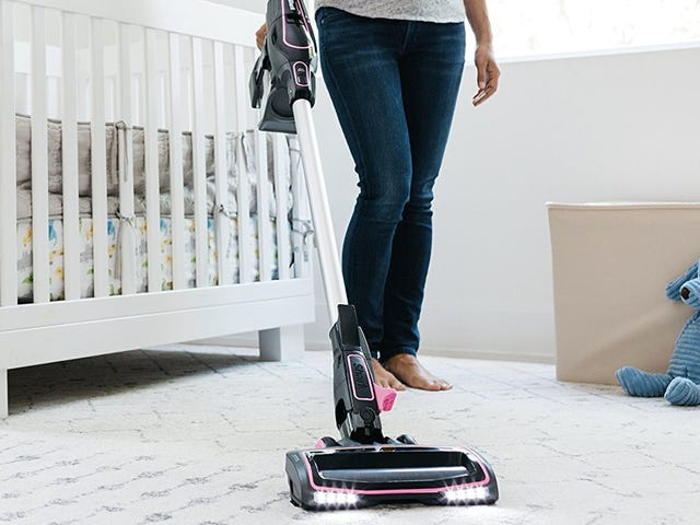 Clean Wirelessly For Under $100 With the Shark ION Rocket Vacuum