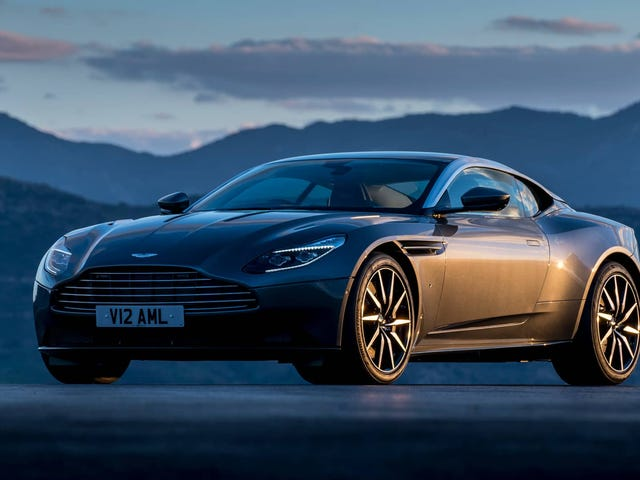 So who's ready to buy the Aston Martin IPO?