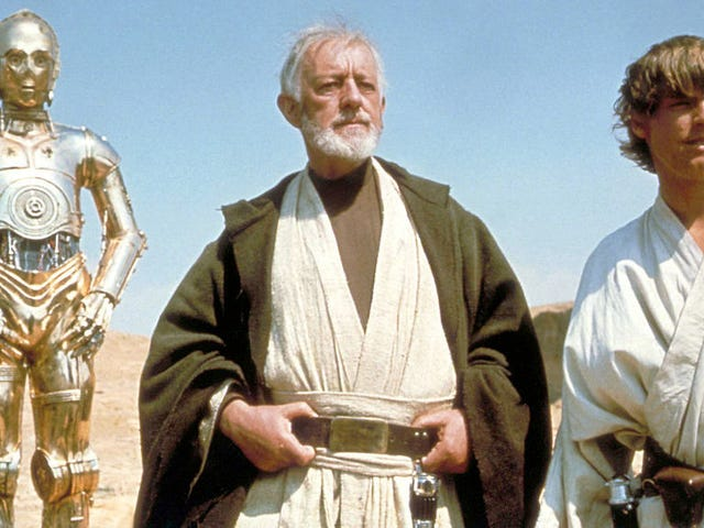 Hot debate: Why do Jedi wear robes?