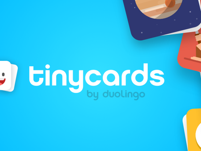 Tinycards for iOS
