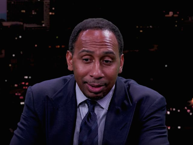 Stephen A. Smith Declares His Love For Asses