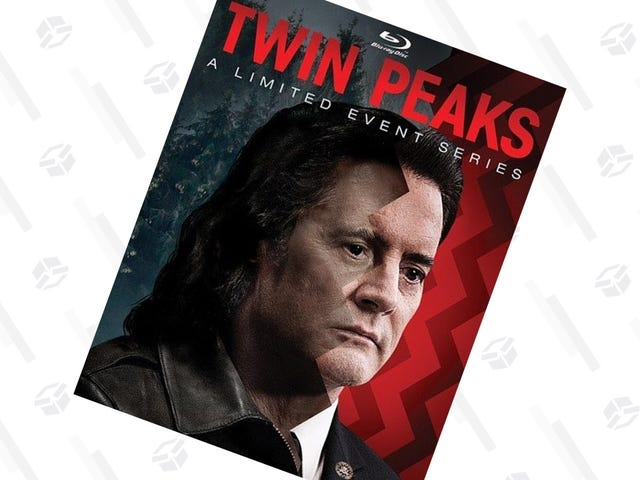 ThisTwin PeaksBlu-ray Set is Like A Damn Fine Cup of Coffee