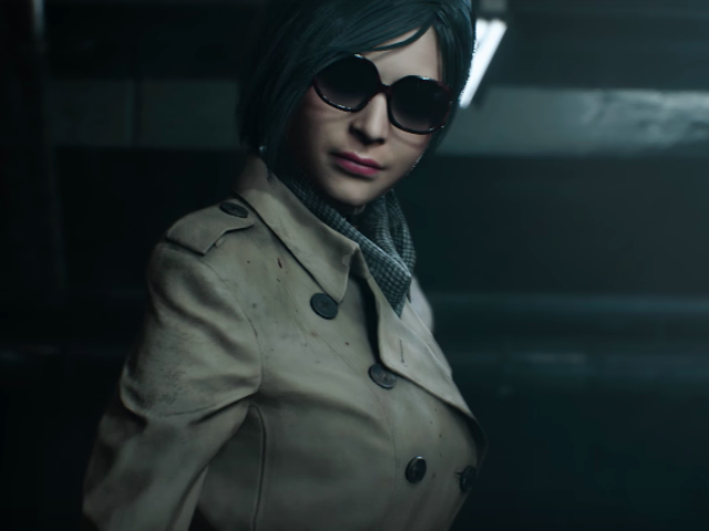 First Look At Ada Wong In The Resident Evil 2 Remake