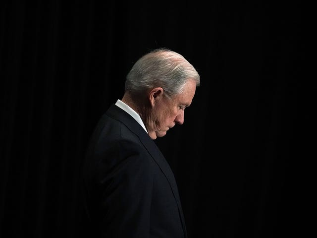 Jeff Sessions Makes Another Racist, Sexist Policy Change at Justice Department. Is Anyone Surprised?