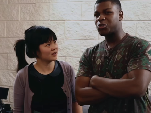 Watch Kelly Marie Tran Nail Her Audition for Star Wars: The Last Jedi