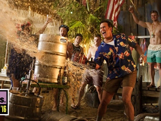 Ash vs Evil Dead's Second Season Wastes No Time in Unleashing Blood and Monsters