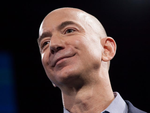 Jeff Bezos Surges Ahead of Bill Gates to Become World's Richest Rich Guy [Update: Not Anymore]