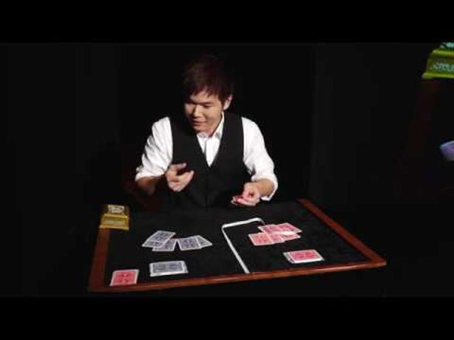"This year's World Championship of Magic ""best trick"""