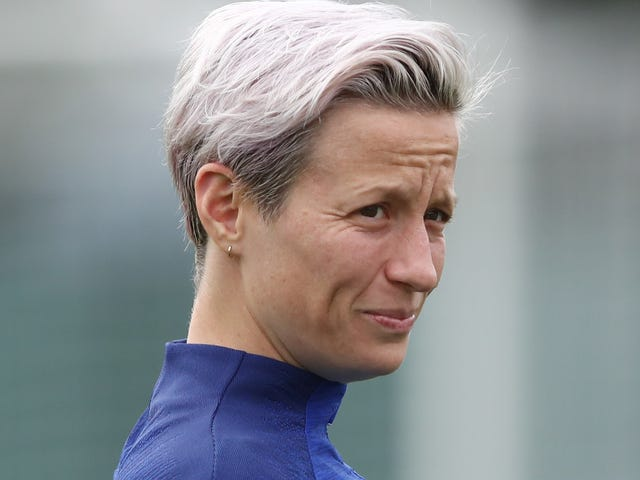Megan Rapinoe Is Not Going to the 'Fucking White House'