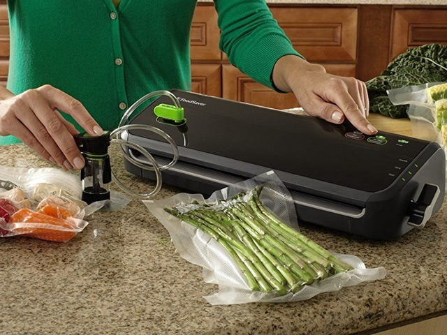 Keep Food Fresh Up to Five Times Longer With This $47 FoodSaver