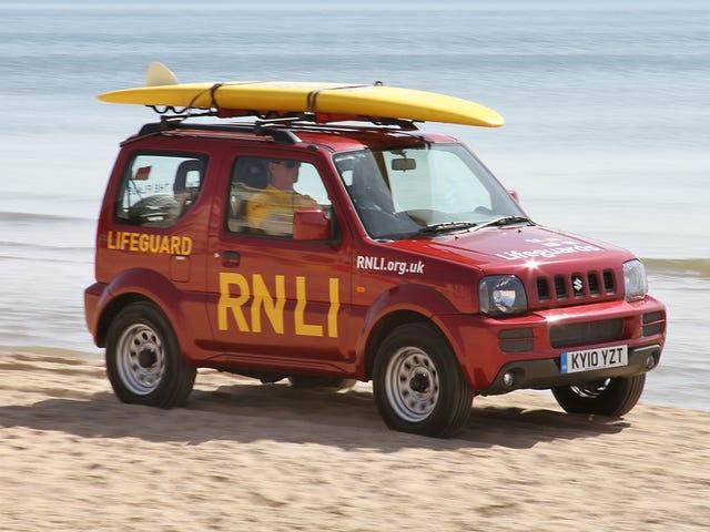 Show Us The Best Beach Cars