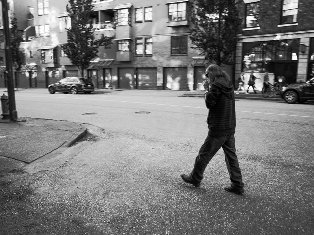I (Accidentally) Visited the DTES in Vancouver, BC
