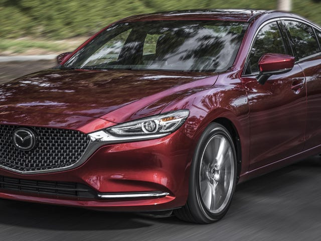 What Do You Want To Know About TheTurbocharged 2018 Mazda 6?