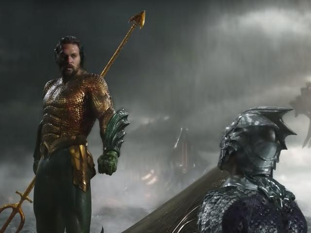 HBO Max pêche une minisérie animée Aquaman de James Wan