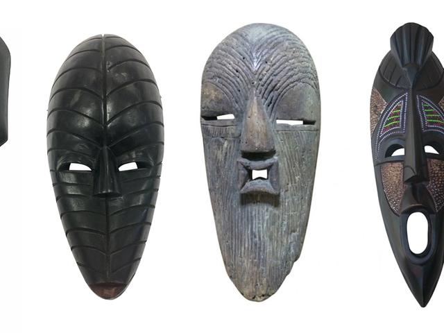 Os controles de teto do McLaren Speedtail parecem uma máscara tribal