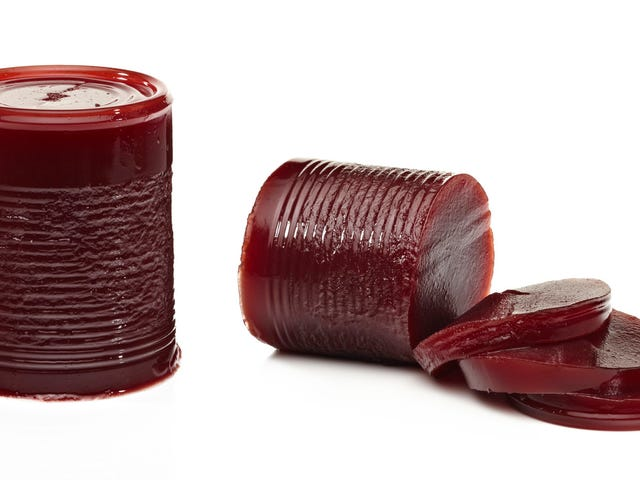 Keep the gelatinous monstrosity off my Thanksgiving table and make real cranberry sauce