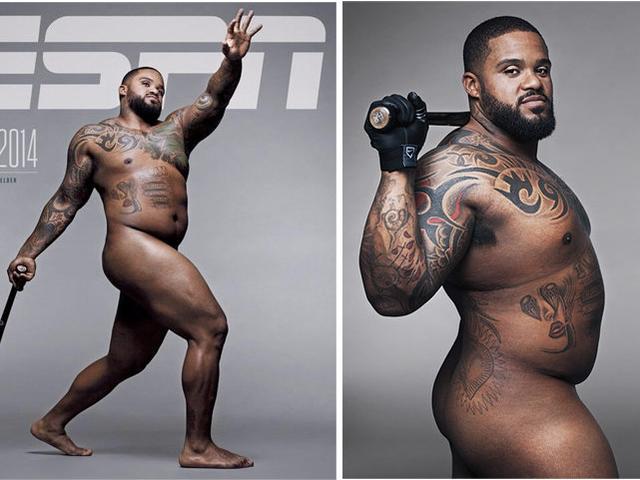 Гола обкладинка ESPN принца Філдера сексуальна як пекло