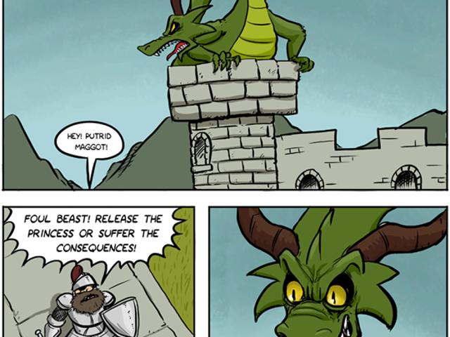 Случайные комиксы