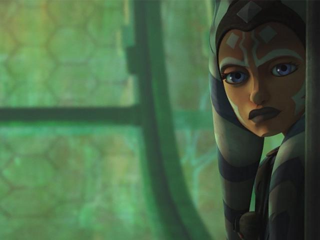 Star Wars: The Clone Wars sleept Ahsoka terug naar de frontlinies, zelfs als ze dat niet wil