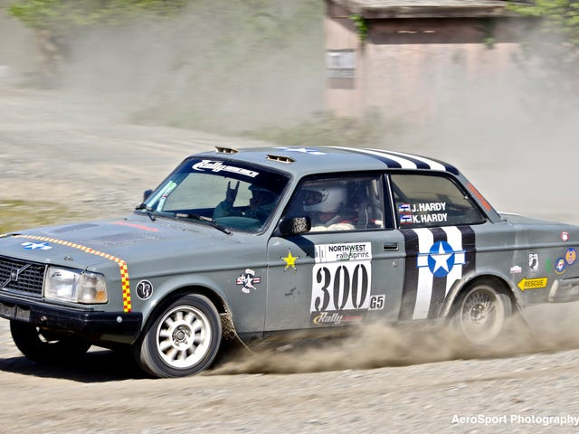 More NW Rally Sprint action