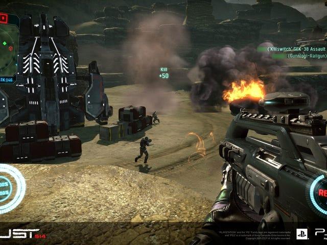 CCP har meddelt, at det lukker Dust 514, dets FPS i EVE Online universet, den 30. maj