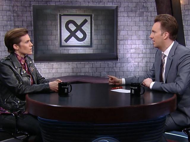 Comedian Cameron Esposito talks rape jokes, Rape Jokes on The Opposition