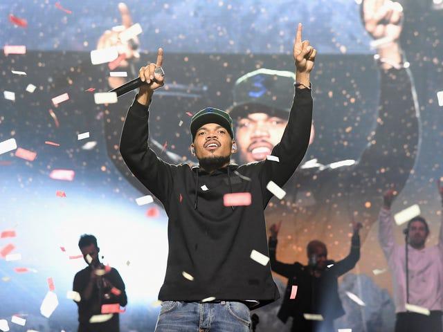 Chance Movie Producer?  Den prisbelönta rapparen är inrättad för att utveckla en MGM-musikal