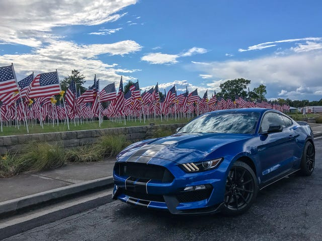 The 2017 Shelby GT350 is No Ordinary Mustang