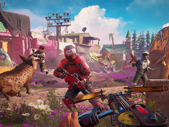 How to Play Far Cry New Dawn in 'Dad Mode'