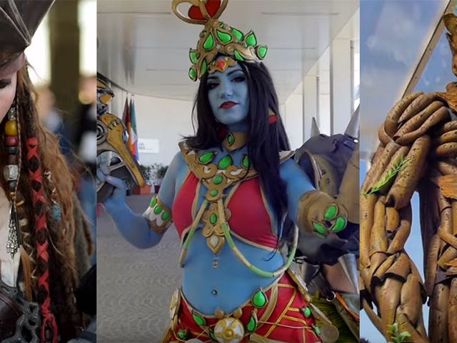 An Italian Cosplay Showcase