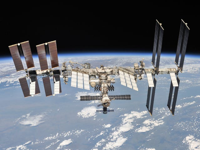 NASA Is Opening the ISS to Tourists—but Don't Worry, You Can't Afford It