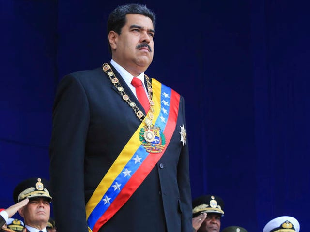 Venezuelan Officials Allege Attempted Drone Assassination of President Nicolas Maduro