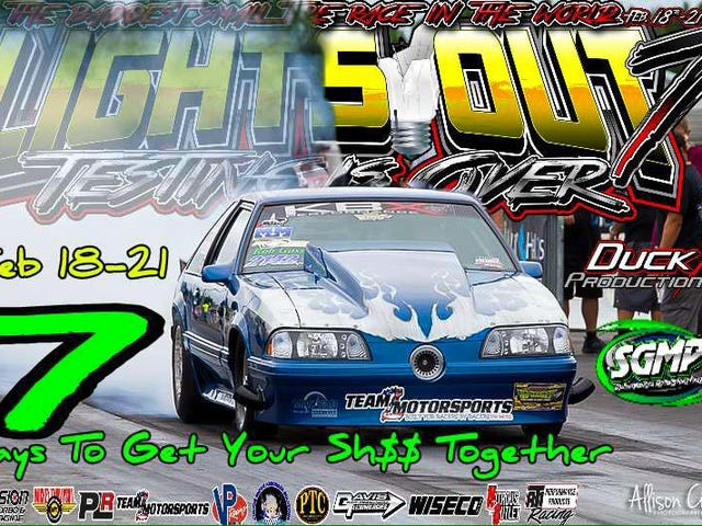 The World Series of Radial Tire Racing !