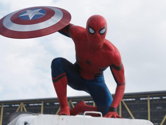 El Papel de Spider-Man och <i>Captain America: Civil War</i> är en viktig faktor för dig