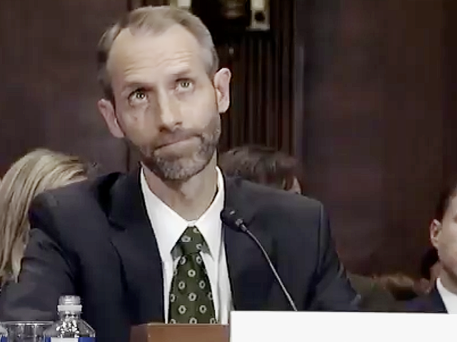 Watch: Trump Judicial Nominee Is an Idiot Who Can't Answer Basic Legal Questions