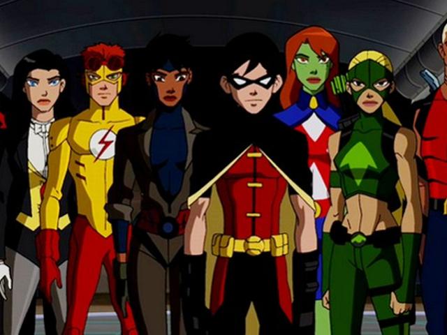 Det høres ut som den neste sesongen av Young Justice vil åpenbart akseptere LGBTQ-tegn