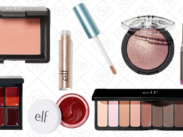 e.l.f. Cosmetics' Giant Spring Sale Means Beauty Products for Under $5