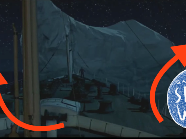 Instead Of Hitting The Iceberg, The Titanic Should Have Gone Around It