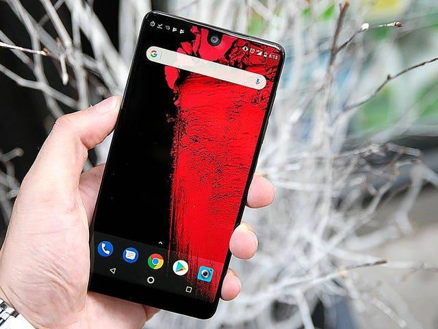How Much Would You Actually Pay For an Essential Phone?