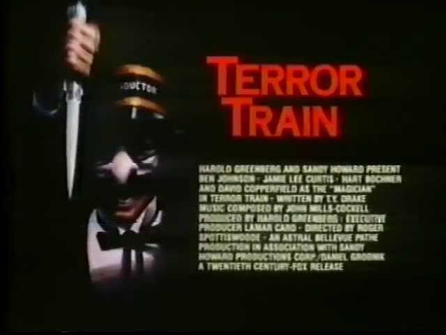 Τρένο τρομοκρατίας, Τρένο τρένου, Μεγάλη ληστεία τρένου, Τραυματικό τρένο